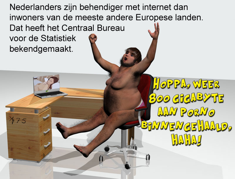 Behendig met internet